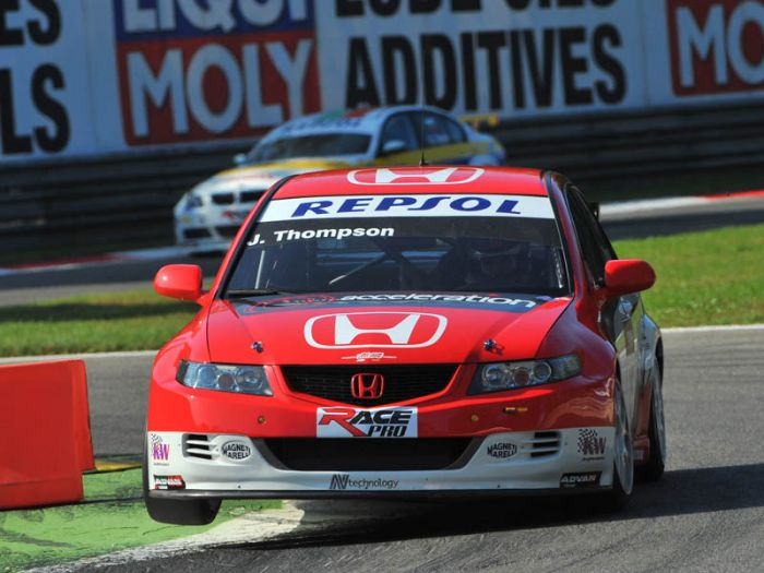 Honda Accord Euro R WTCC