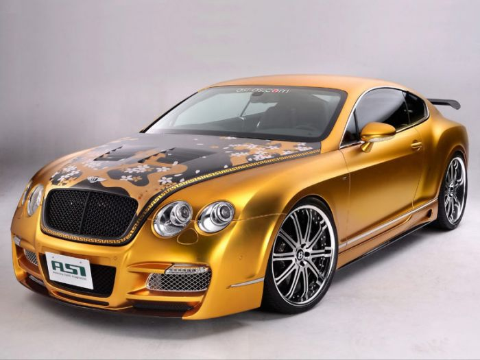 Bentley Continental ASI W66
