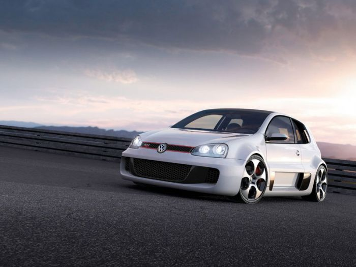 Volkswagen Golf GTI W12
