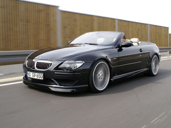 BMW G-POWER M6 Convertible