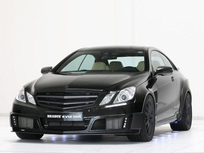 Mercedes-Benz E Coupé Brabus