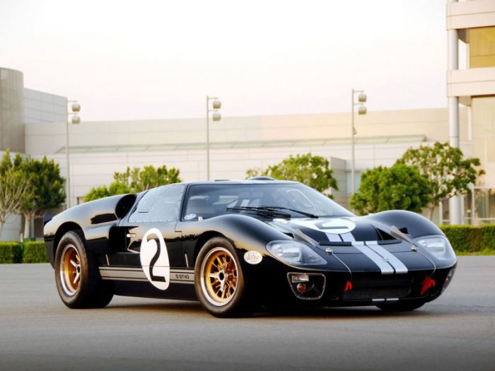 Shelby GT40 85th Commemorative