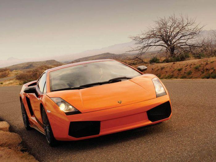 Lamborghini Superleggera