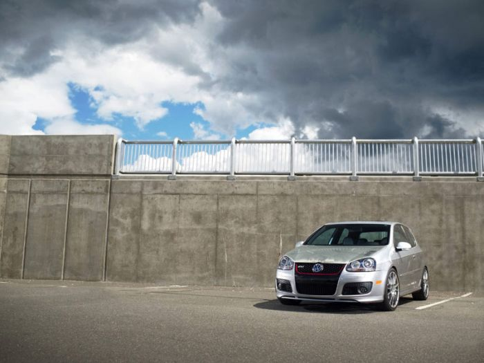 Volkswagen Golf GTI H&R