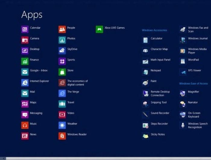 Вышла Windows 8 Release Preview