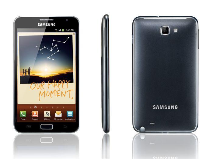 Продано более 7 миллионов Samsung Galaxy Note