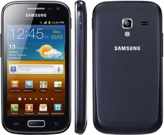Samsung Galaxy Ace 2 уже в России