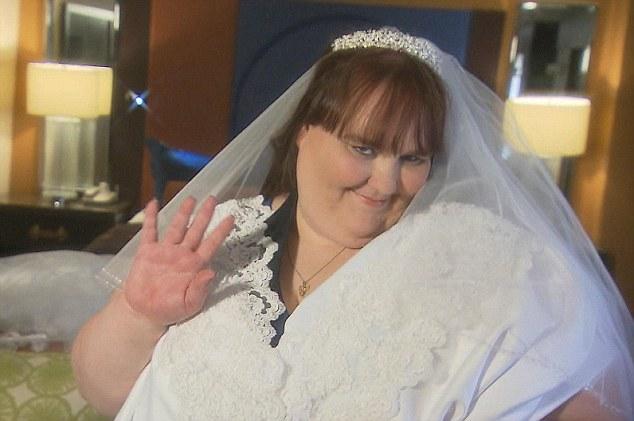 Самая большая невеста в мире
