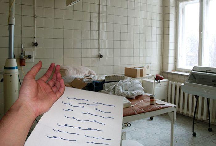Картинки больницы прикольные