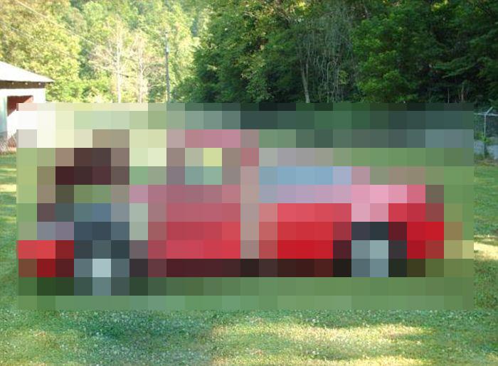 Ужасный самодельный автомобиль за 4 000 долларов (4 фото)