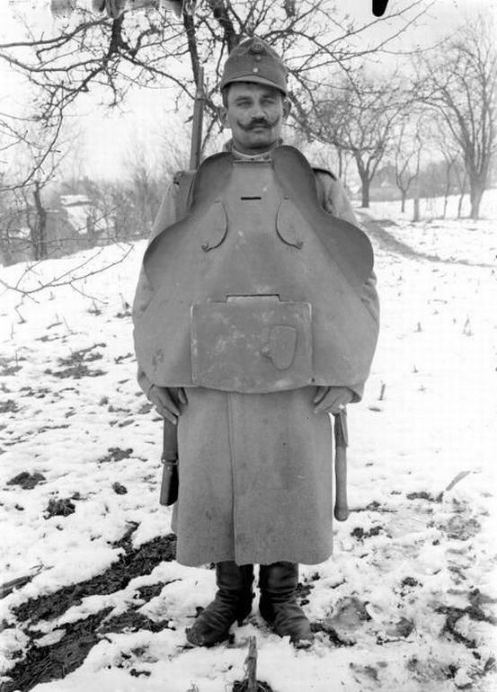 Самый первый трансформер времён Первой мировой войны (3 фото)