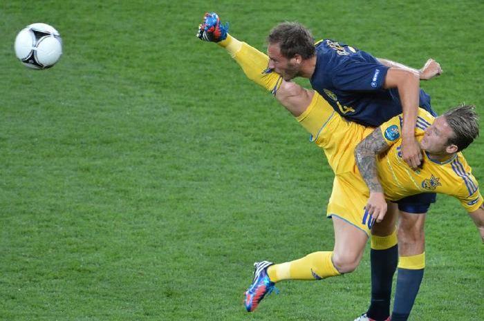 Лучшие снимки с Евро-2012 (41 фото)