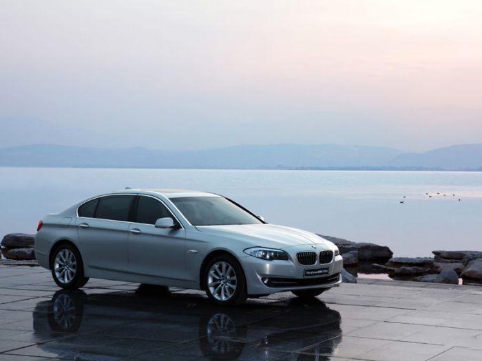 BMW 5 Long Wheelbase