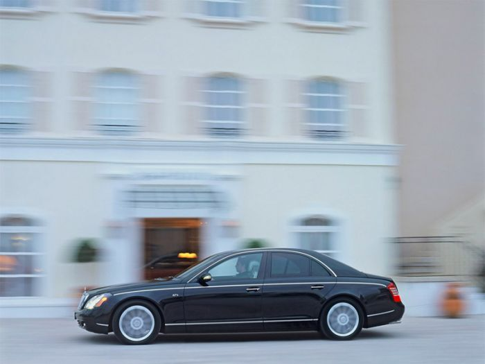 Maybach Type 57S