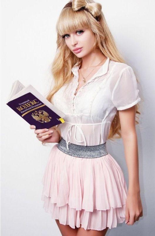Барби из Москвы (14 фото)
