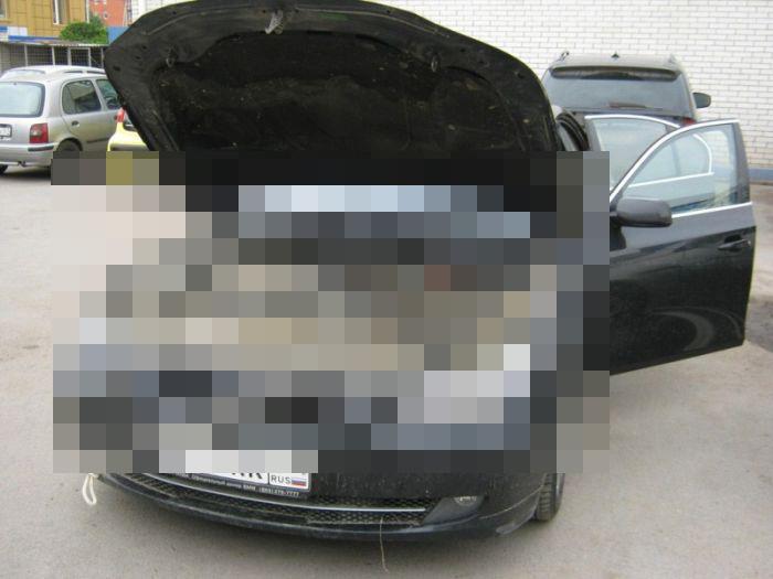 Новый авто после наводнения в Крымске (3 фото)