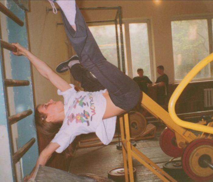 Самая сильная девочка планеты (65 фото)