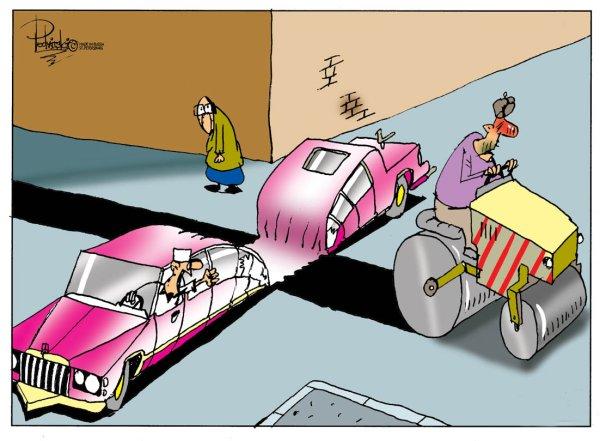 Картинки дорожников приколы