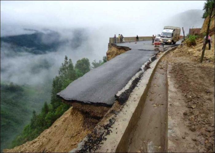 Про китайские дороги... (5 фото)