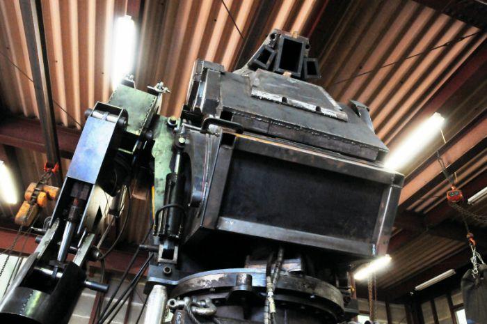 Действующий боевой робот (31 фото)
