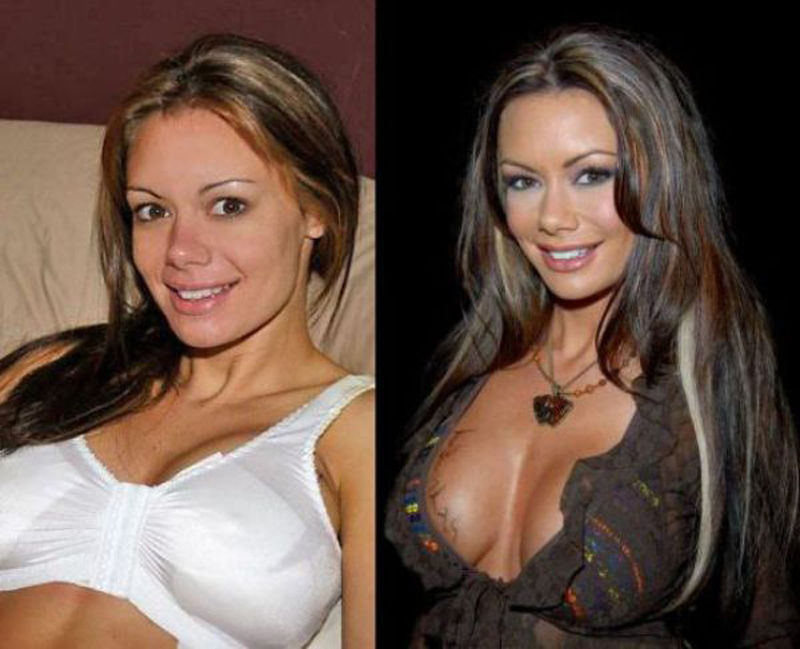 Shemale Porn Stars Before And After