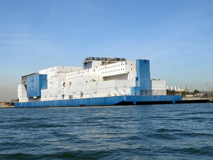 Отгадайте - что за судно на фотографии? (8 фото)
