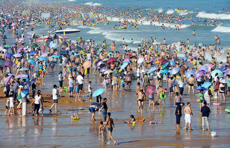 чеснока китайский пляж фото юбочки