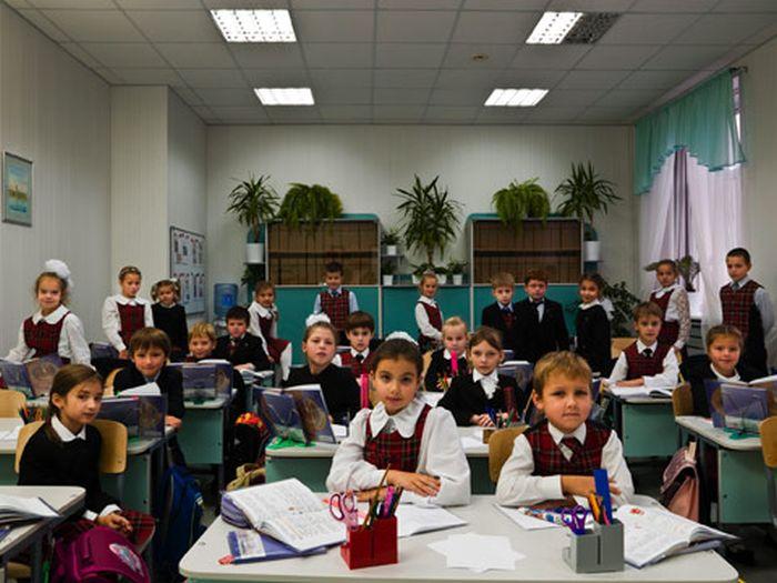 1 сентября - школьники в разных странах! (20 фото)