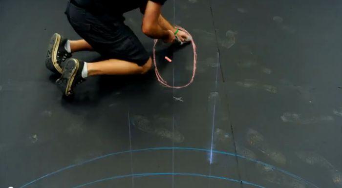 Интересный способ создания трехмерных рисунков