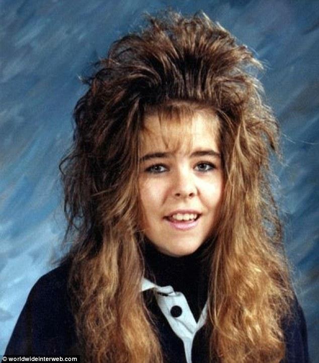 Самые крутые прически 80-х годов (13 фото)