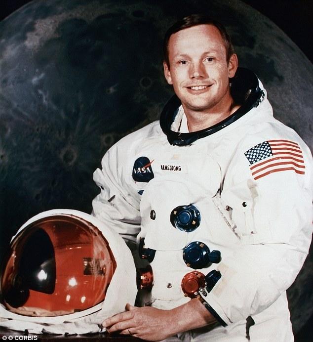 Памяти первого человека на Луне - Нила Армстронга (1930-2012)