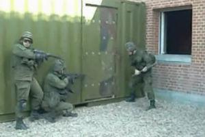 Всем лежать! Действует литовский спецназ!