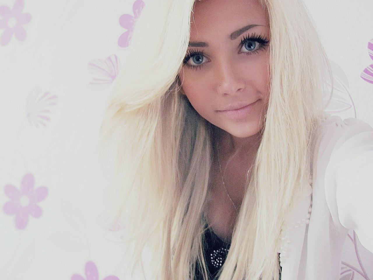 Авы для вк для девушек крутые фото блондинки
