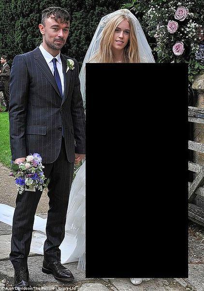 Свадебное платье в стиле Lady Gaga