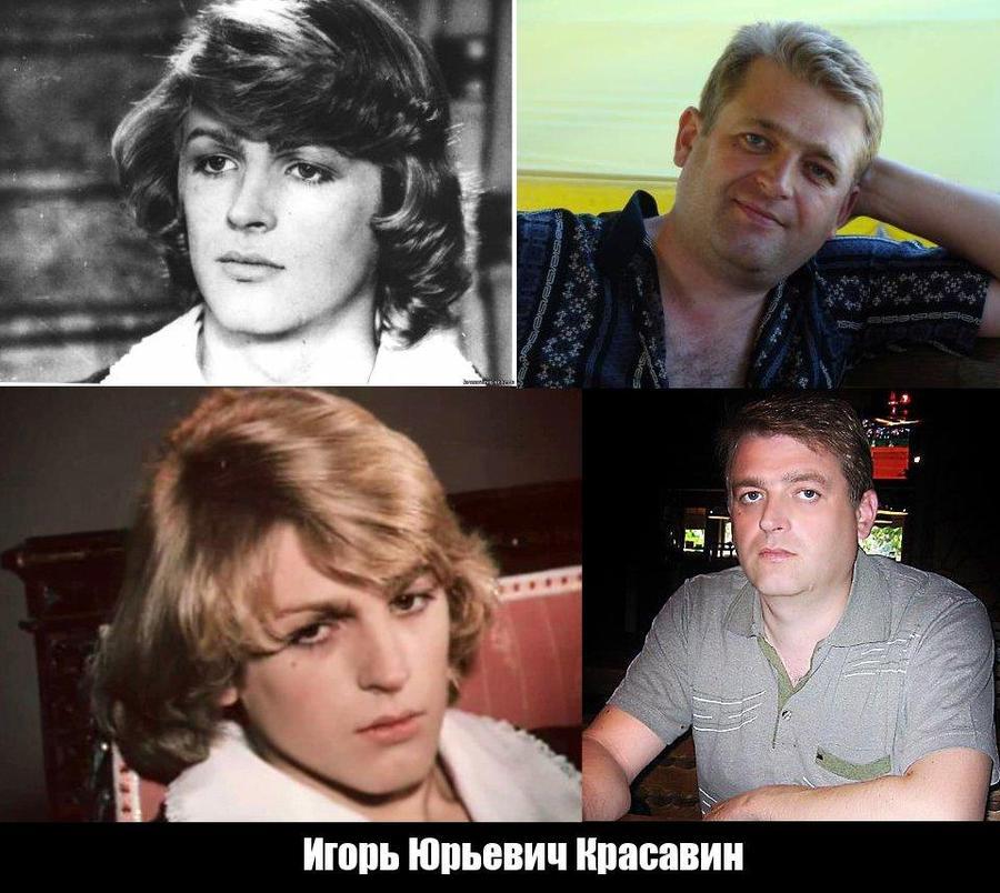 новых фото молодых актеров россии тогда и сейчас камеры