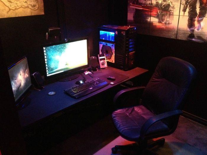 Комната геймера своими руками (33 фото)