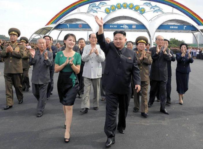 Первая леди Северной Кореи (8 фото)