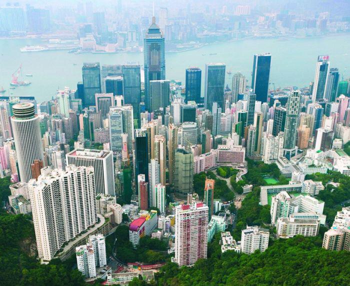 Квартира в Азии за 61 миллион долларов! (8 фото)