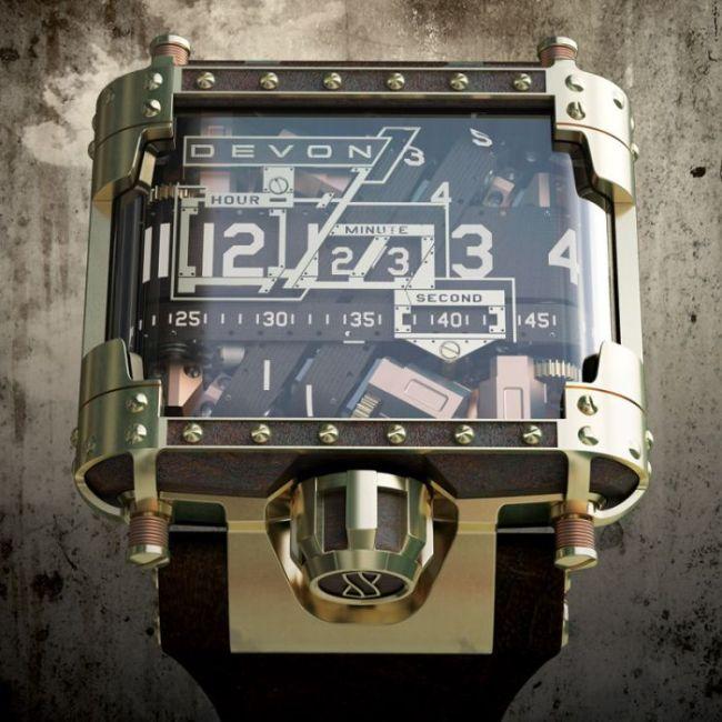 Крутые часы за 13,5 тысяч долларов (10 фото)