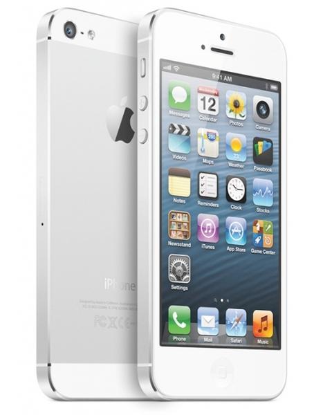 iPhone 5 в сравнении с конкурентами