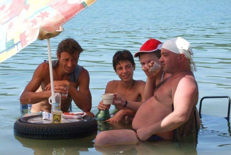 Русские на отдыхе прикольные фото