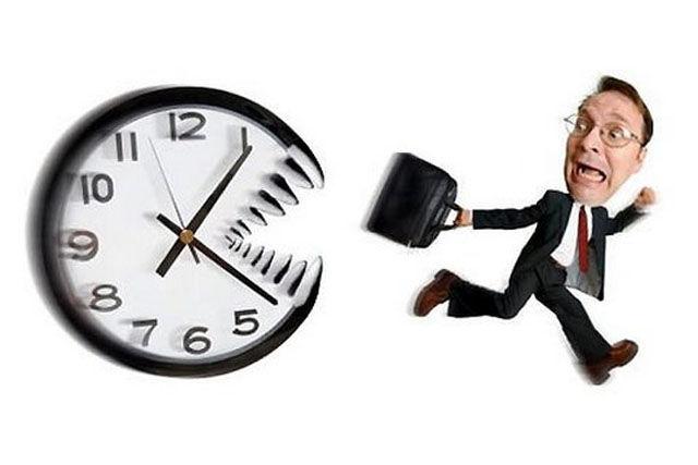 Нереальное оправдание за опоздание на работу (2 фото)