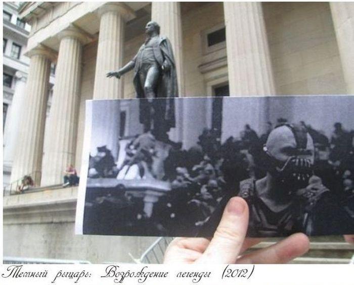 Фотографии с мест съемок фильмов (32 фото)