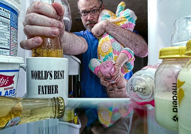 Лучший папа в мире (32 фото)
