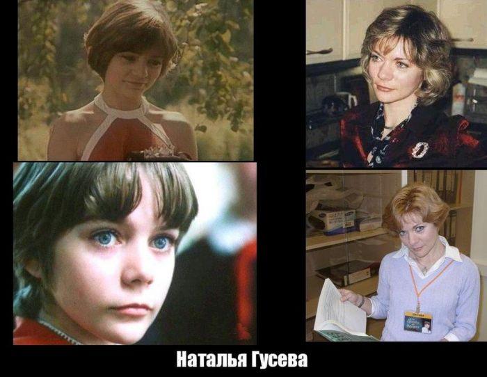 Какими стали звёзды детских и юношеских фильмов (20 фото)