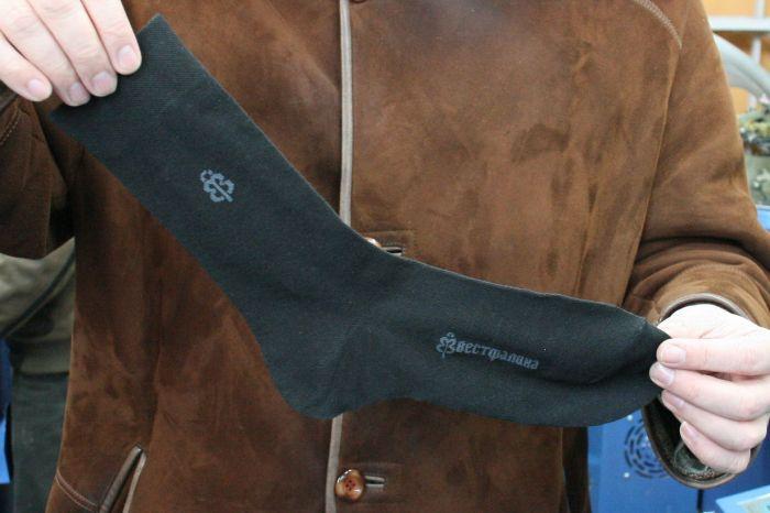 Правильная эксплуатация носков
