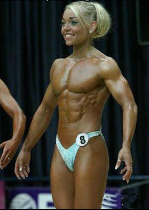 фото голіх спортсменок