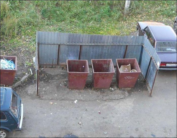 Месть мусорщиков