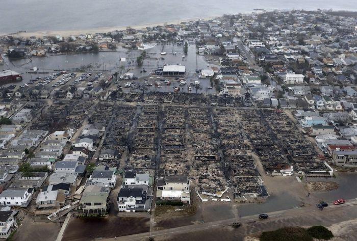 Квинс - самый пострадавший район Нью-Йорка от урагана