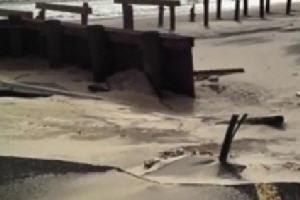 Жуткие последствия урагана